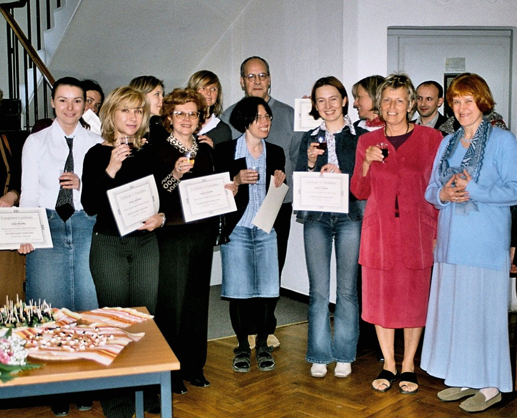 Poland 1st cohort graduation